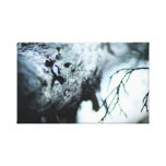 Into the woods gallery wrapped canvas