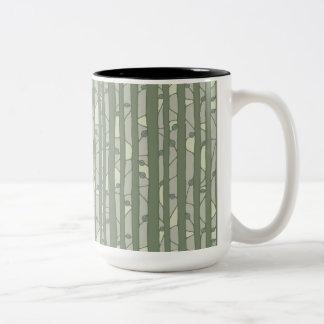 Into the Woods green RInger Mug