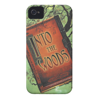 Into the Woods iPhone 4 Cover