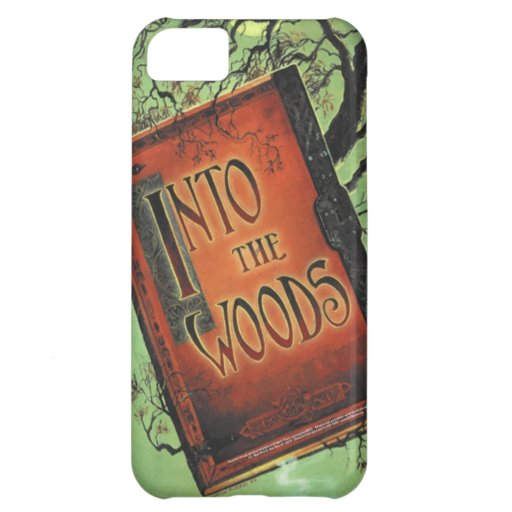 Into the Woods iPhone 5C Case