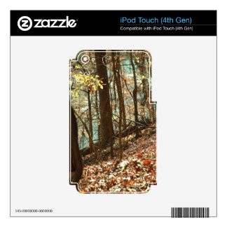 Into the Woods iPod Touch 4G Decal