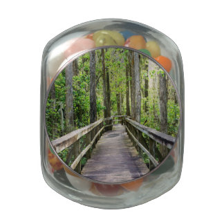 Into the Woods Jelly Belly Candy Jar