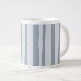 Into the Woods Stripes grey Jumbo Mug