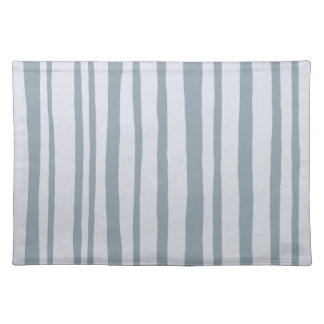Into the Woods Stripes grey Placemats