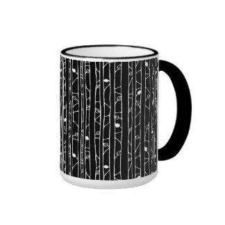 Into the Woods white RInger Mug Coffee Mug
