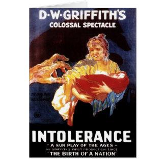 Intolerance (1916) cards