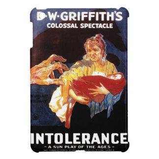 Intolerance 1916 iPad mini case