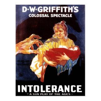 Intolerance (1916) postcard