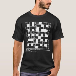 Intollerance T-Shirt