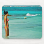 intotheblue mousepad
