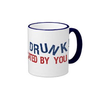 INTOXICATED mug - choose style & color