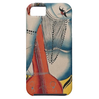 Intoxicated Shiva Holding Lamb iPhone SE/5/5s Case