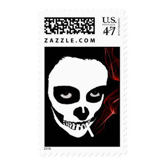 intoxicating death postage