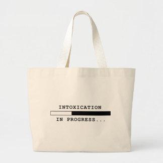 Intoxication in Progress Bag