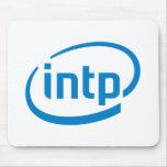 INTP Intel diseñan Mousepad Tapete De Ratones