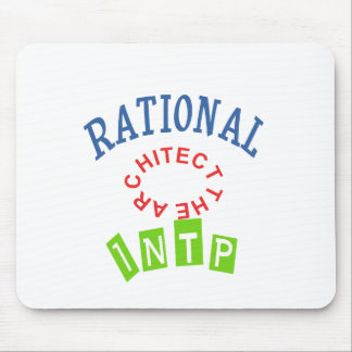 INTP Rational personality Mouse Pad