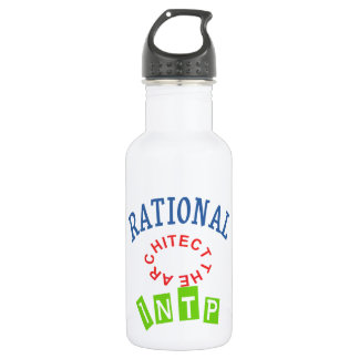 INTP Rational personality Stainless Steel Water Bottle
