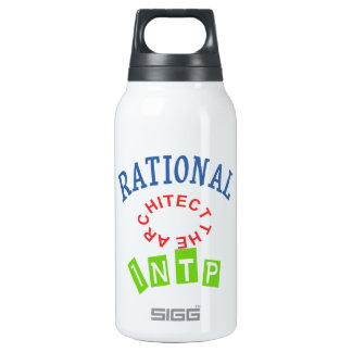 INTP Rational personality Thermos Water Bottle