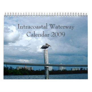 Intracoastal Waterway Calendar 2009
