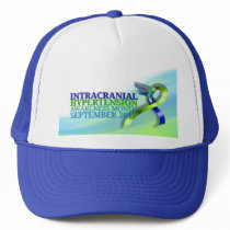 Intracranial Hypertension Awareness Month 2017 Trucker Hat