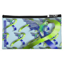 Intracranial Hypertension Cosmetic Bag