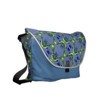 Intracranial Hypertension Courier Bag
