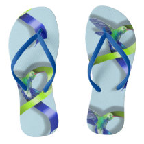 Intracranial Hypertension Flip Flops