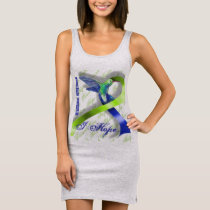 Intracranial Hypertension: Hope Sleeveless Dress