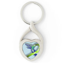 Intracranial Hypertension Keychain