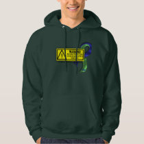 Intracranial Hypertension: Maintenance Warning Hoodie