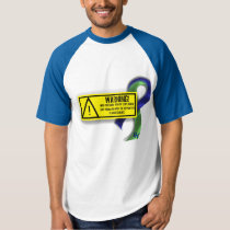 Intracranial Hypertension: Maintenance Warning T-shirt