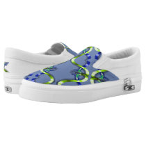 Intracranial Hypertension Slip-On Sneakers