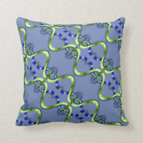 Intracranial Hypertension Throw Pillow