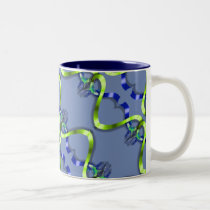 Intracranial Hypertension Two-Tone Coffee Mug