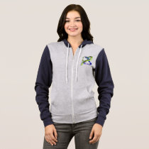 Intracranial Hypertension Warrior Hoodie