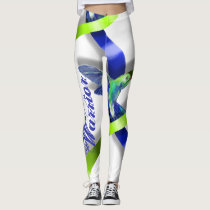 Intracranial Hypertension Warrior Leggings