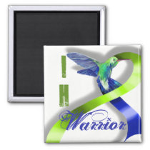 Intracranial Hypertension Warrior Magnet