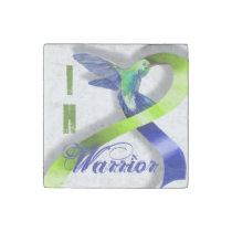 Intracranial Hypertension Warrior Stone Magnet