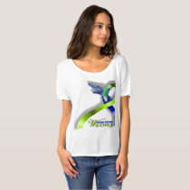 Intracranial Hypertension Warrior T-Shirt