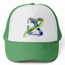 Intracranial Hypertension Warrior Trucker Hat