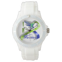 Intracranial Hypertension Warrior Wristwatch