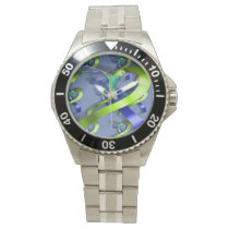 Intracranial Hypertension Wristwatch