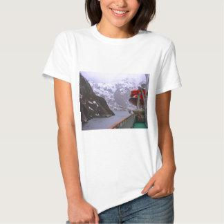 Intrepid explorer, Norwegian voyage Tee Shirts