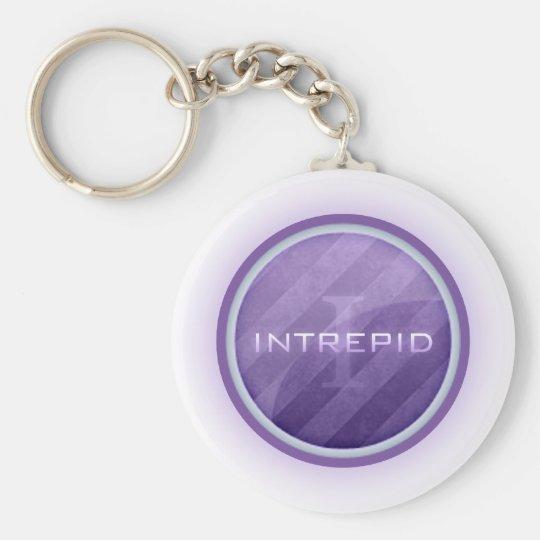 Intrepid Keychain