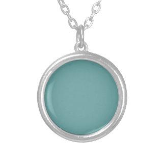 Intrépido azulverde de la turquesa joyerias personalizadas