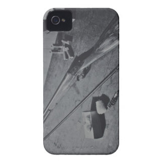Intrépido-Funda sin martillo de Blackberry de la Case-Mate iPhone 4 Cárcasas
