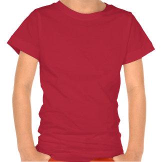 Intrépido guarde la calma y estorbe encendido tee shirt