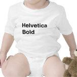 Intrépido Helvética Traje De Bebé