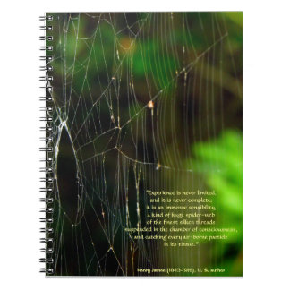 Intricacy EXPERIENCE Spiral Notebook