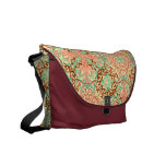 Intricate Arabesque, rickshaw messenger bag